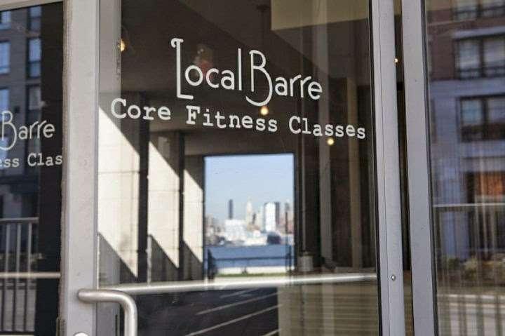 Local Barre Uptown - gym  | Photo 2 of 5 | Address: 1180 Maxwell Ln, Hoboken, NJ 07030, USA | Phone: (201) 710-5994