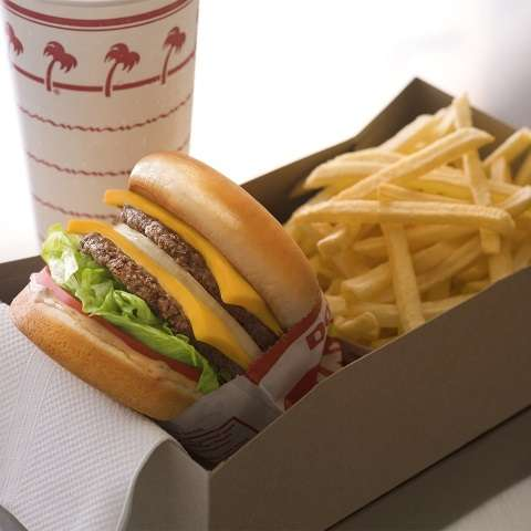 In-N-Out Burger - restaurant    Photo 10 of 10   Address: 10601 Lower Azusa Rd, Temple City, CA 91780, USA   Phone: (800) 786-1000