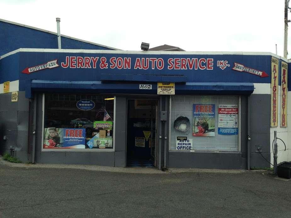 Jerry & Son Auto Service Inc. - car dealer  | Photo 3 of 8 | Address: 1602 Bronxdale Ave, The Bronx, NY 10462, USA | Phone: (718) 822-9102