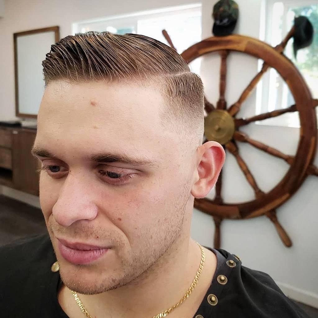 Flagship Barbershop - hair care  | Photo 7 of 8 | Address: 2073 Morena Blvd, San Diego, CA 92110, USA | Phone: (619) 821-6324
