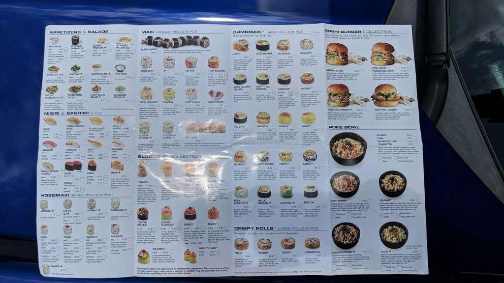 Ginger Sushi Boutique - restaurant  | Photo 8 of 8 | Address: 241 N Ocean Dr, Deerfield Beach, FL 33441, USA | Phone: (954) 708-2500