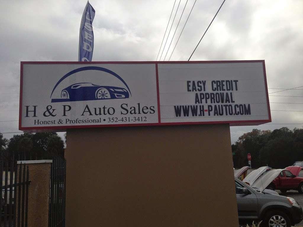 H & P Automotive - car dealer  | Photo 1 of 9 | Address: 1520 S 14th St, Leesburg, FL 34748, USA | Phone: (352) 431-3412