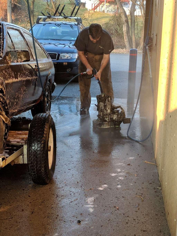 Rainbow Car Wash - car wash  | Photo 8 of 8 | Address: 891 US-30 BUS, Coatesville, PA 19320, USA | Phone: (610) 384-1388