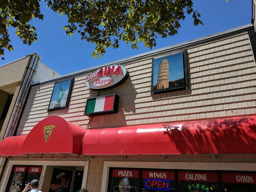 Bella Gina Pizza - restaurant  | Photo 3 of 10 | Address: 2218 Atlantic Ave, Virginia Beach, VA 23451, USA | Phone: (757) 422-2196