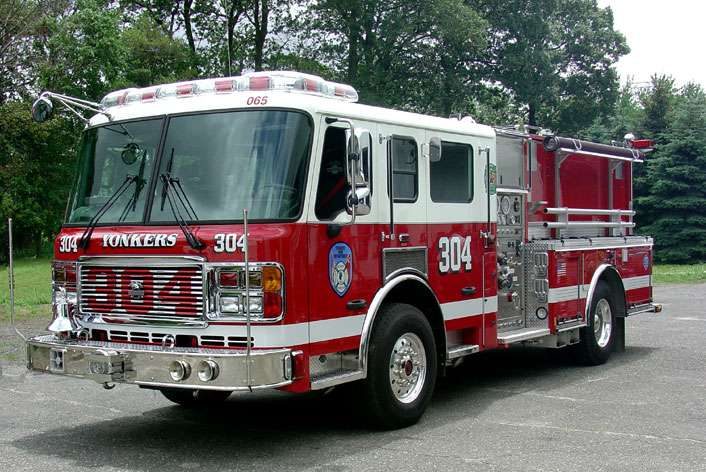 Yonkers FD Engine 304/Ladder 74 - fire station  | Photo 2 of 4 | Address: 36 Radford St, Yonkers, NY 10705, USA