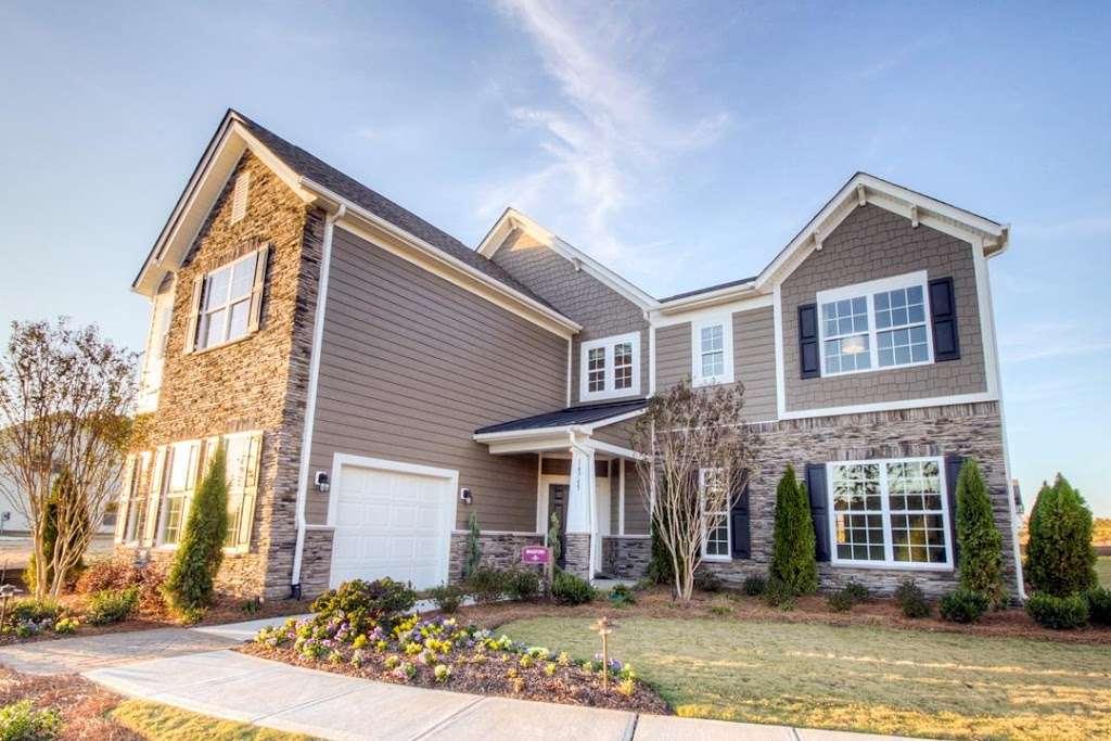 M/I Homes Blume - real estate agency  | Photo 2 of 10 | Address: 2045 Sweet William Drive, Harrisburg, NC 28075, USA | Phone: (704) 228-3892
