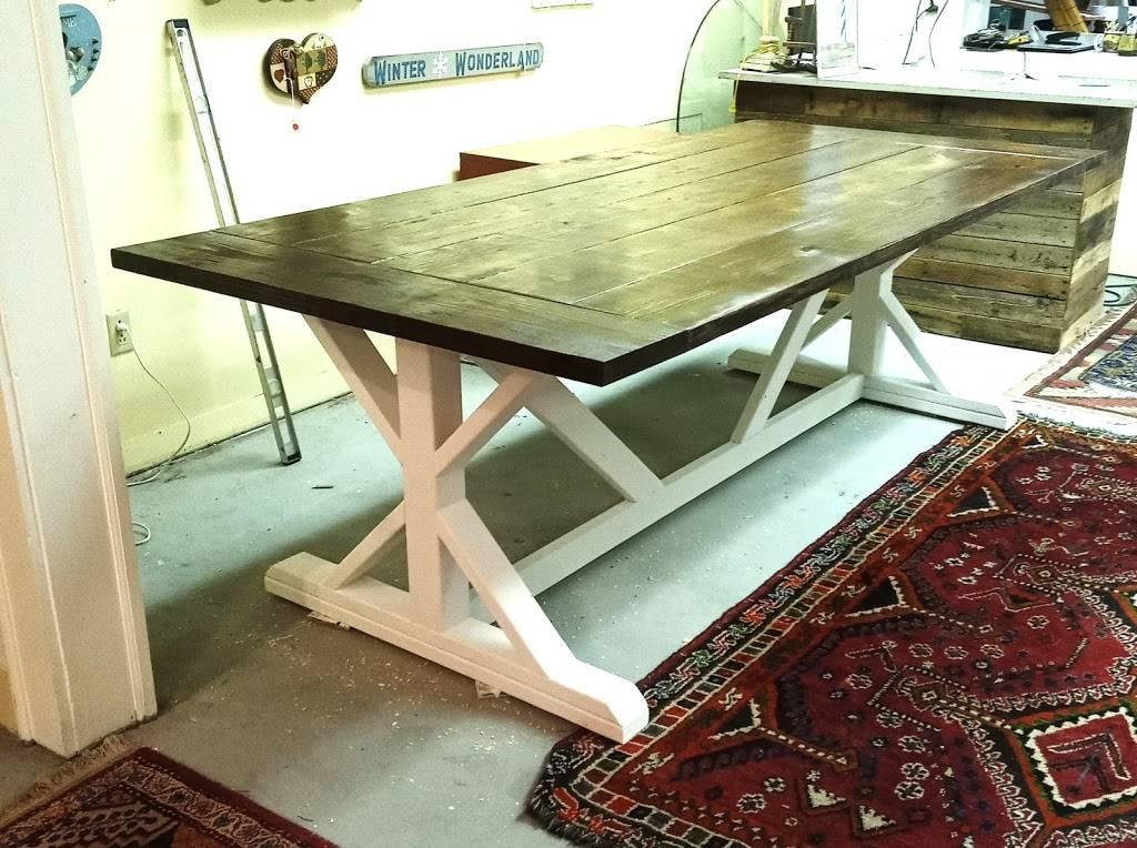 OL 2 NU Custom reclaimed wood rustic coastal farmhouse wood furn - painter  | Photo 4 of 9 | Address: 1749 Virginia Beach Blvd Unit #101, Virginia Beach, VA 23454, USA | Phone: (757) 907-2265