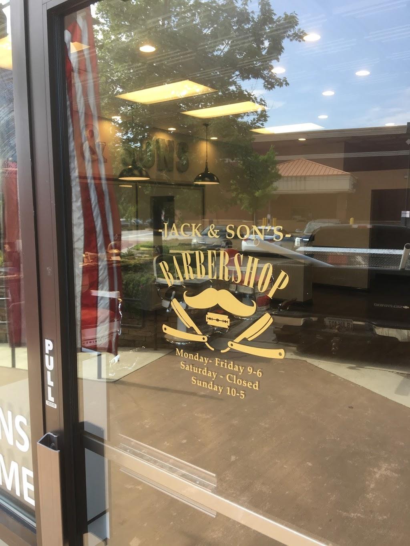 Jack and Sons Barber Shop Johns Creek - hair care  | Photo 4 of 8 | Address: 3719 Old Alabama Rd, Alpharetta, GA 30022, USA | Phone: (470) 294-3777