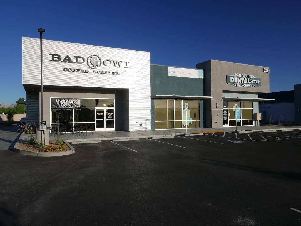 Bad Owl Coffee Roasters - cafe    Photo 1 of 9   Address: 8035 S Rainbow Blvd #100, Las Vegas, NV 89139, USA   Phone: (702) 837-1869
