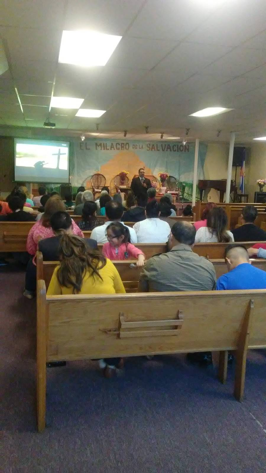 Detroit Cavalry Spanish SDA Church - church  | Photo 8 of 10 | Address: 1227 Cavalry St, Detroit, MI 48209, USA | Phone: (313) 842-2730
