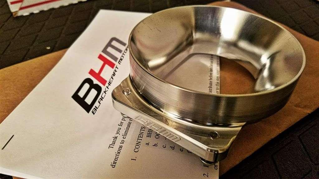 BHM - BlackHeart Motors - car repair  | Photo 3 of 8 | Address: 1304 Grapevine Rd, Martinsburg, WV 25405, USA