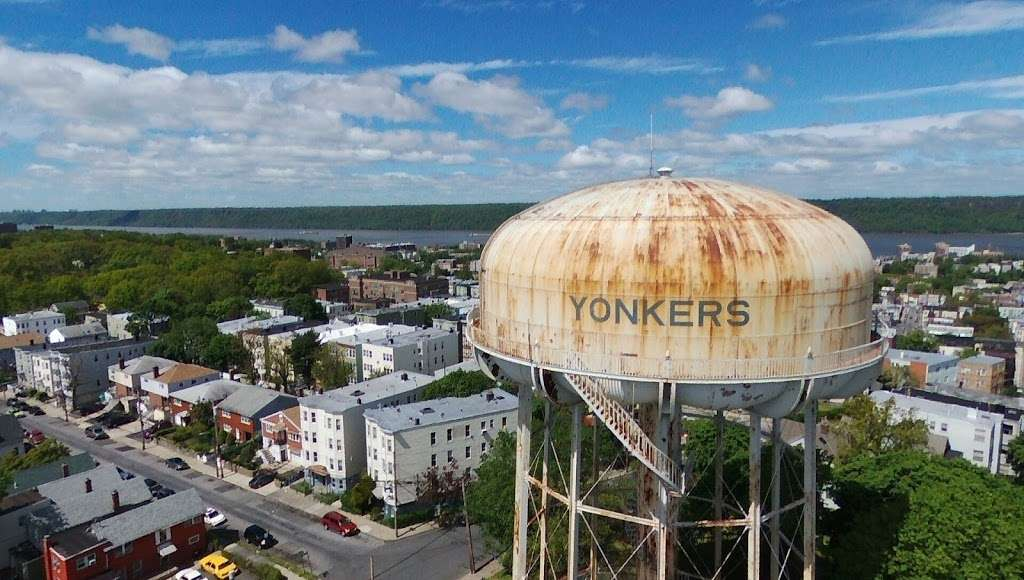 Water Tower - museum  | Photo 1 of 1 | Address: 275 Elm St, Yonkers, NY 10701, USA