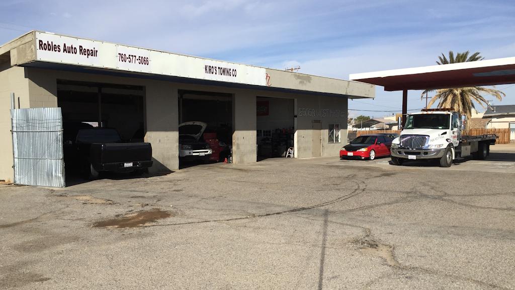 Robles Auto Repair - car repair  | Photo 3 of 6 | Address: 25058 Main St, Barstow, CA 92311, USA | Phone: (760) 577-5066