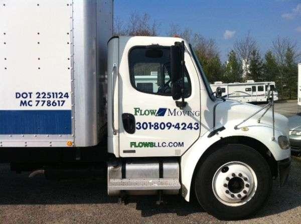 Flow Box Movers LLc - moving company  | Photo 8 of 10 | Address: 5650 3rd St NE, Washington, DC 20011, USA | Phone: (301) 809-4243