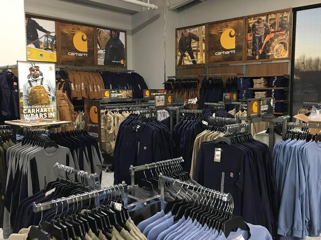 Wayne Workwear - shoe store  | Photo 5 of 8 | Address: 4115 W Reno Ave, Oklahoma City, OK 73107, USA | Phone: (405) 795-5088