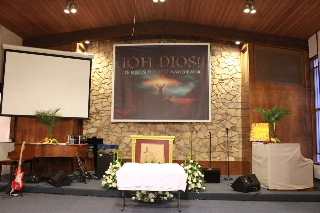 Iglesia de Jesucristo Palabra Miel Pacoima - church  | Photo 1 of 5 | Address: 11690 Fenton Ave, Lake View Terrace, CA 91342, USA | Phone: (818) 792-6582