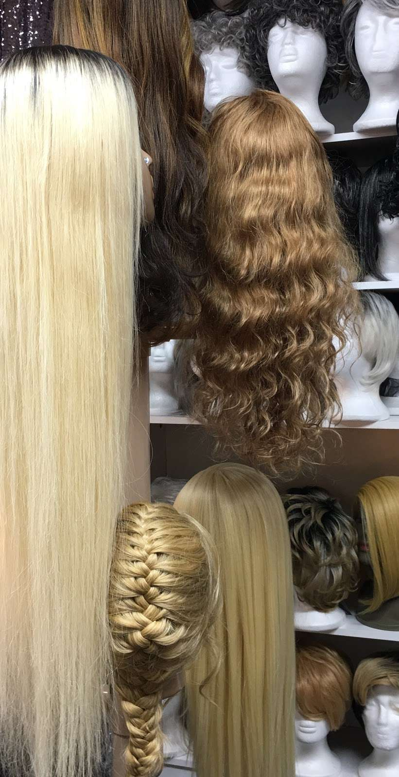 Luxury Wigs Outlet - shoe store  | Photo 8 of 10 | Address: 214 Huyler St, South Hackensack, NJ 07606, USA | Phone: (201) 880-4488