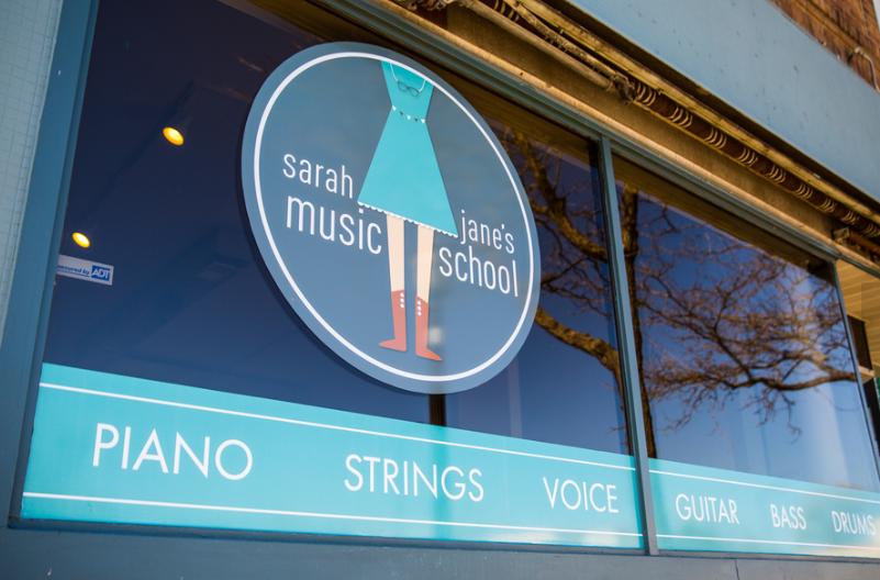 Sarah Janes Music School - electronics store  | Photo 3 of 7 | Address: 2522 Central Ave NE, Minneapolis, MN 55418, USA | Phone: (612) 930-2522
