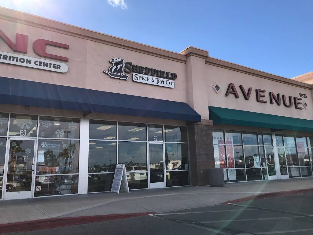 Sheffield Spice & Tea Co. - store  | Photo 1 of 10 | Address: 9875 S Eastern Ave Suite E-2, Las Vegas, NV 89183, USA | Phone: (702) 877-4237