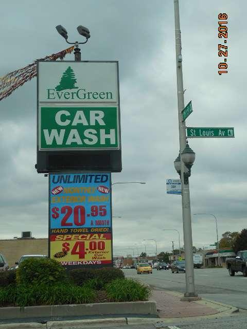 Evergreen Car Wash - car wash  | Photo 5 of 10 | Address: 3501 95th St, Evergreen Park, IL 60805, USA | Phone: (708) 229-9960