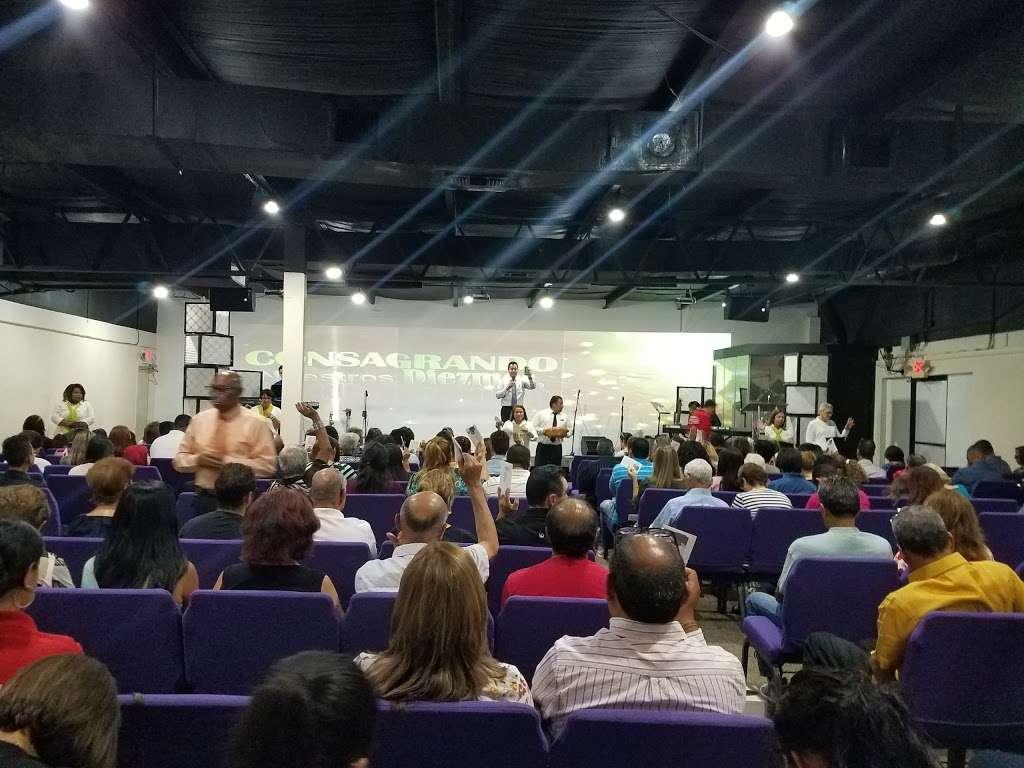 Centro Cristiano Dios De Pactos Florida - church  | Photo 9 of 10 | Address: 1130 Simmons Rd, Kissimmee, FL 34744, USA | Phone: (407) 870-5858