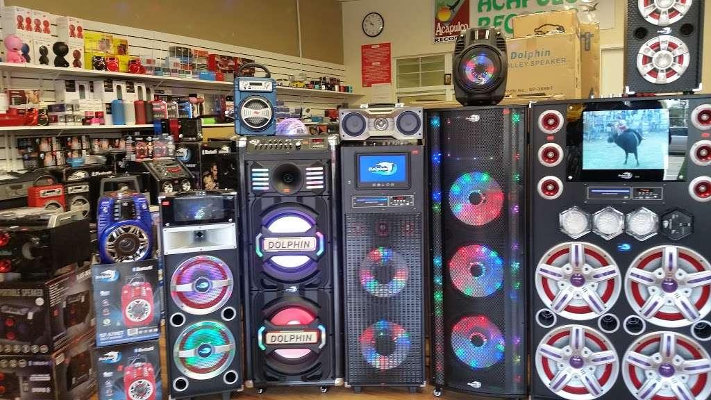 Acapulco Records - electronics store    Photo 3 of 7   Address: 3534 International Blvd, Oakland, CA 94601, USA   Phone: (510) 533-2009