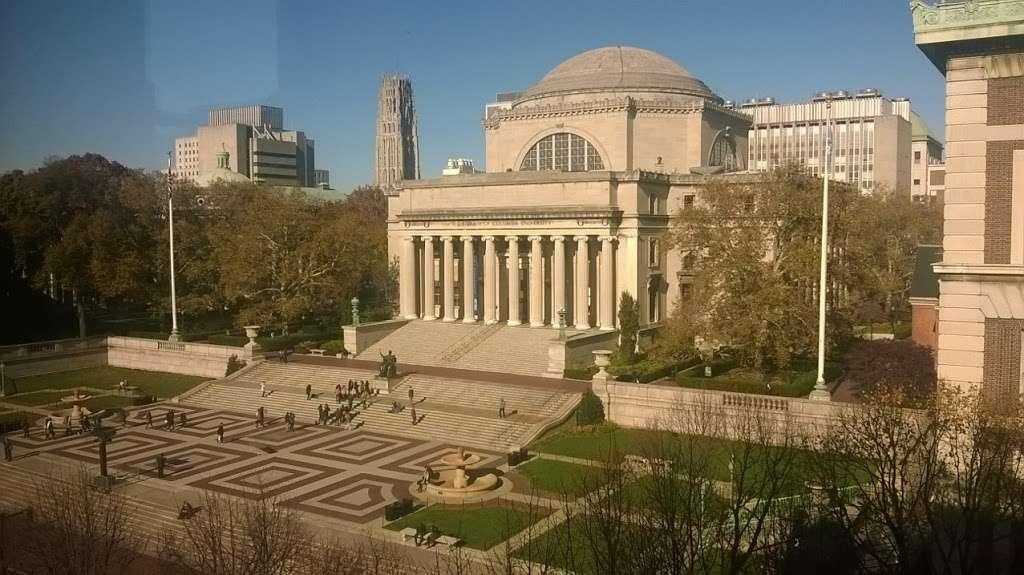 Columbia University Visitors Center - travel agency    Photo 10 of 10   Address: 2960 Broadway, New York, NY 10027, USA   Phone: (212) 854-4900