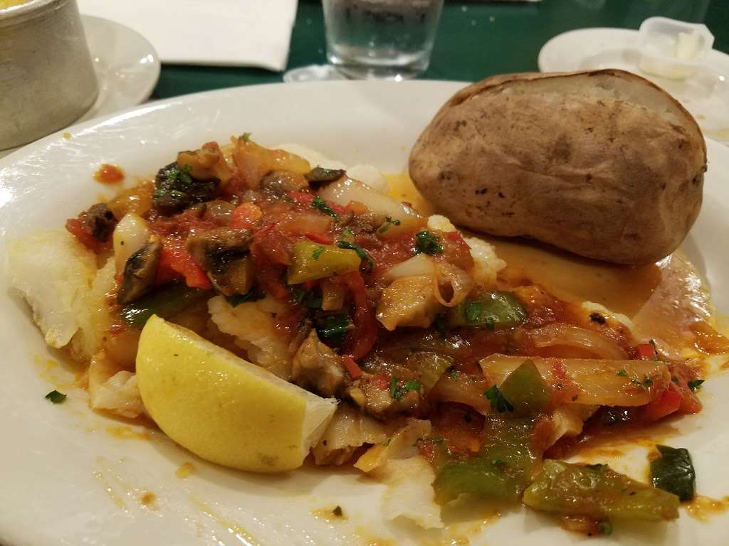 Oceanos - restaurant  | Photo 9 of 9 | Address: 222 Haddon Ave, West Berlin, NJ 08091, USA | Phone: (856) 768-7711
