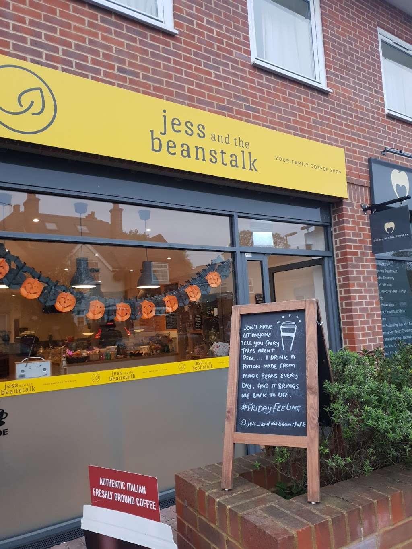 Jess and the beanstalk - cafe  | Photo 3 of 10 | Address: 19Manor, Green road, Epsom KT19 8RA, UK | Phone: 01372 877071