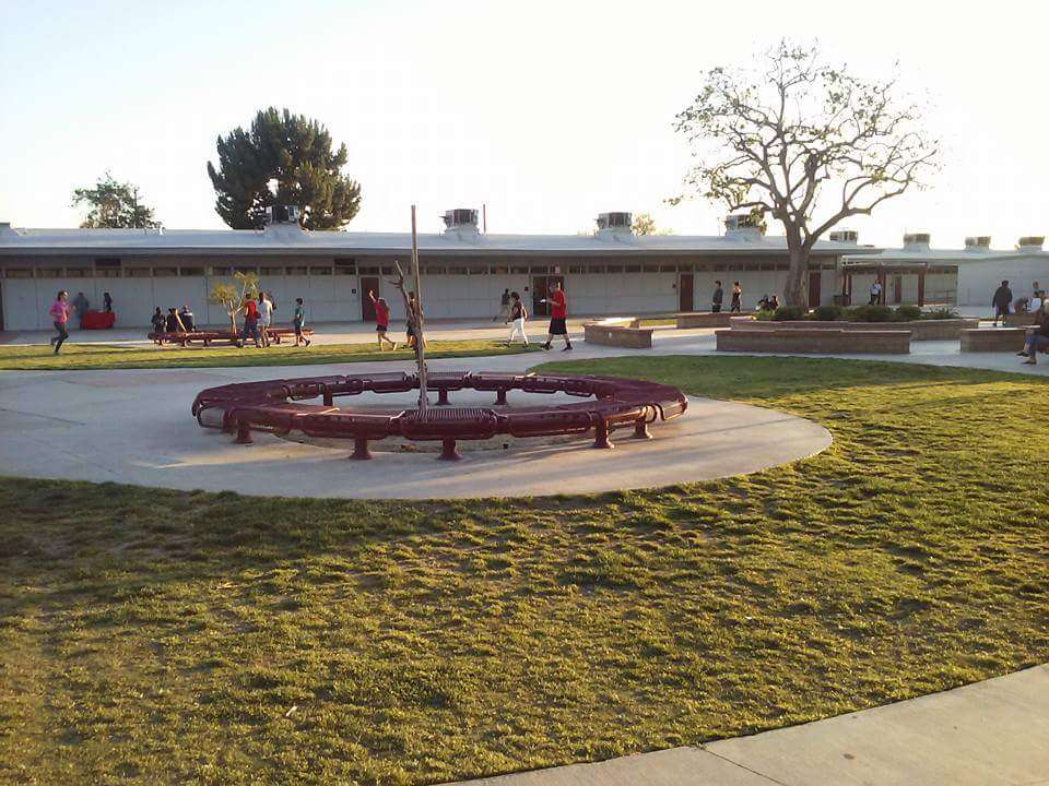 Traweek Middle School - school  | Photo 1 of 9 | Address: 1941 E Rowland Ave, West Covina, CA 91791, USA | Phone: (626) 974-7400