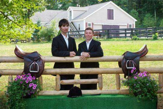 Huntersbrook Stable - travel agency    Photo 1 of 3   Address: 396 Circuit St, Norwell, MA 02061, USA   Phone: (781) 659-5878