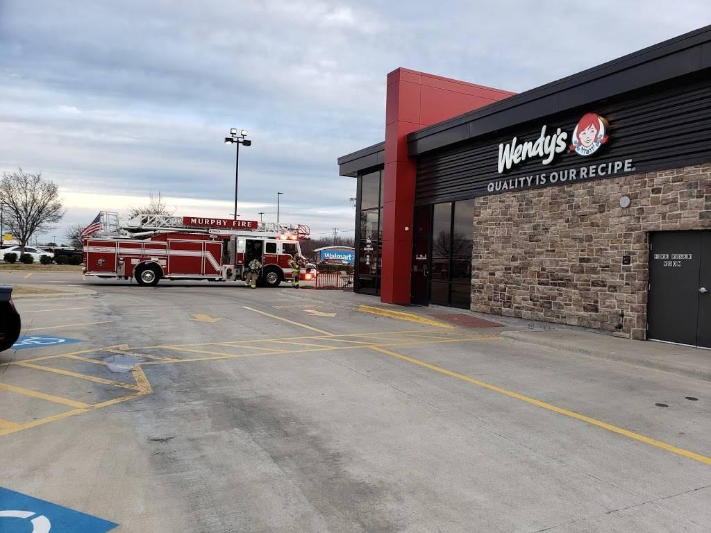 Wendys - restaurant  | Photo 3 of 9 | Address: 205 W, FM 544, Murphy, TX 75094, USA | Phone: (972) 468-1752