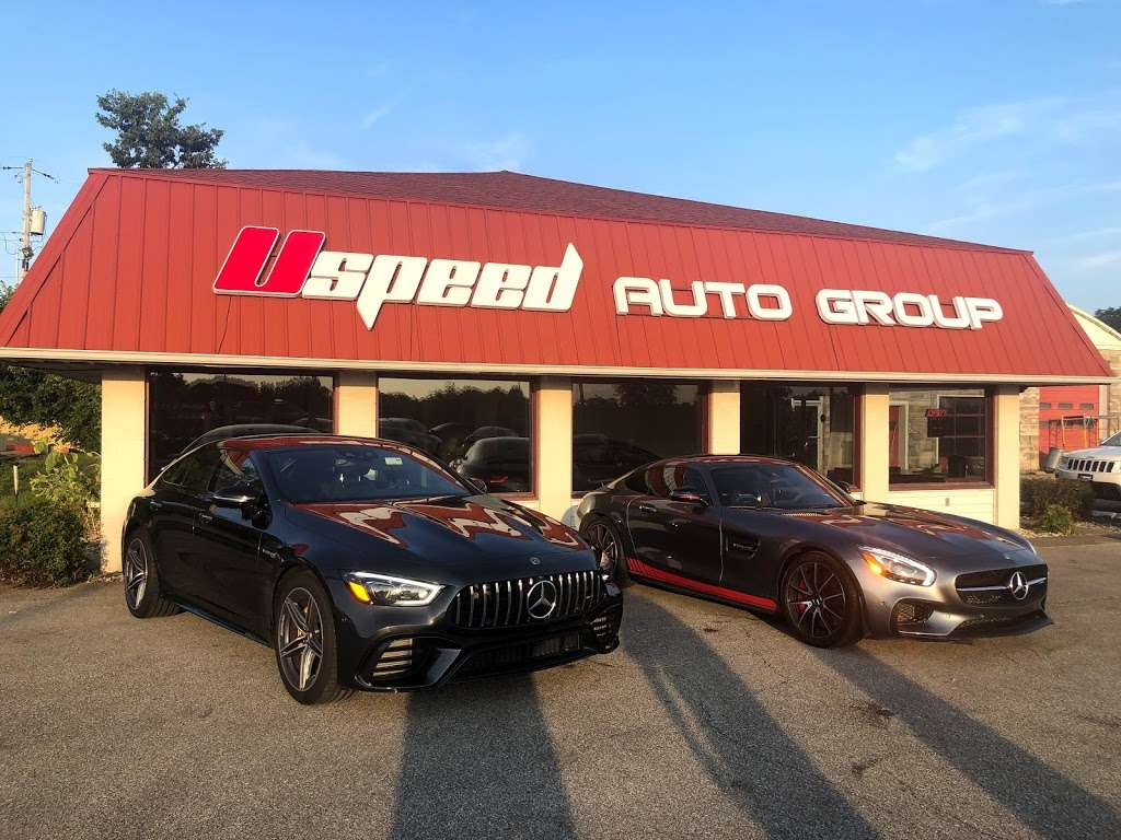 Uspeed Auto Group - car dealer  | Photo 1 of 9 | Address: 2425 S Walnut St, Bloomington, IN 47401, USA | Phone: (812) 345-6767