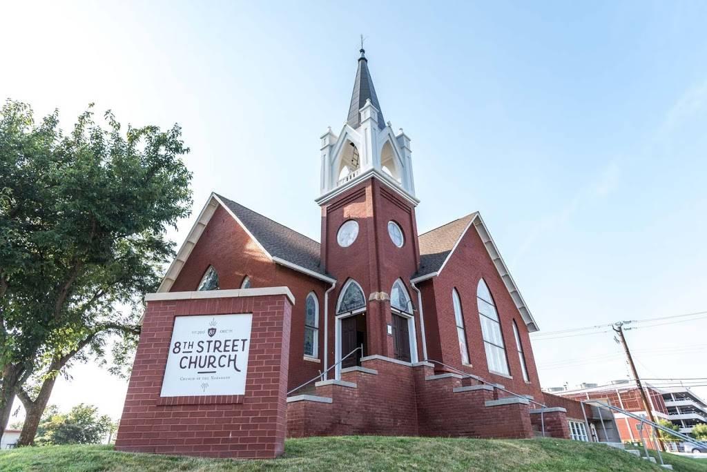 8th Street Church of the Nazarene - church    Photo 9 of 10   Address: 701 NW 8th St, Oklahoma City, OK 73102, USA   Phone: (405) 896-0283