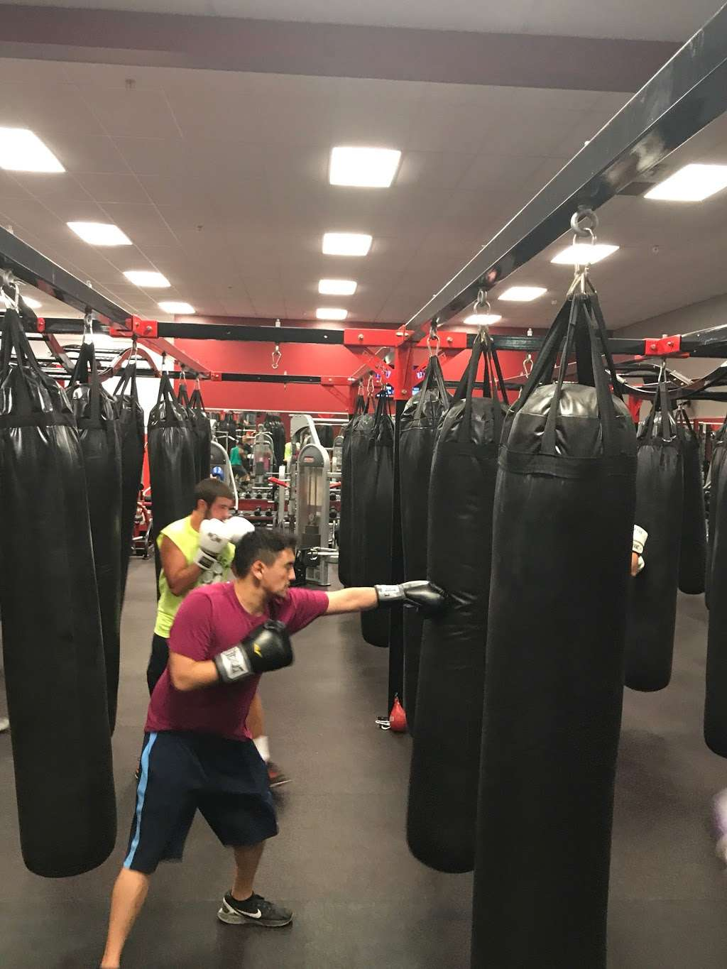 Webb Fitness and MMA - gym  | Photo 10 of 10 | Address: 475 Hurffville - Cross Keys Rd unit 1, Sewell, NJ 08080, USA | Phone: (856) 228-8269