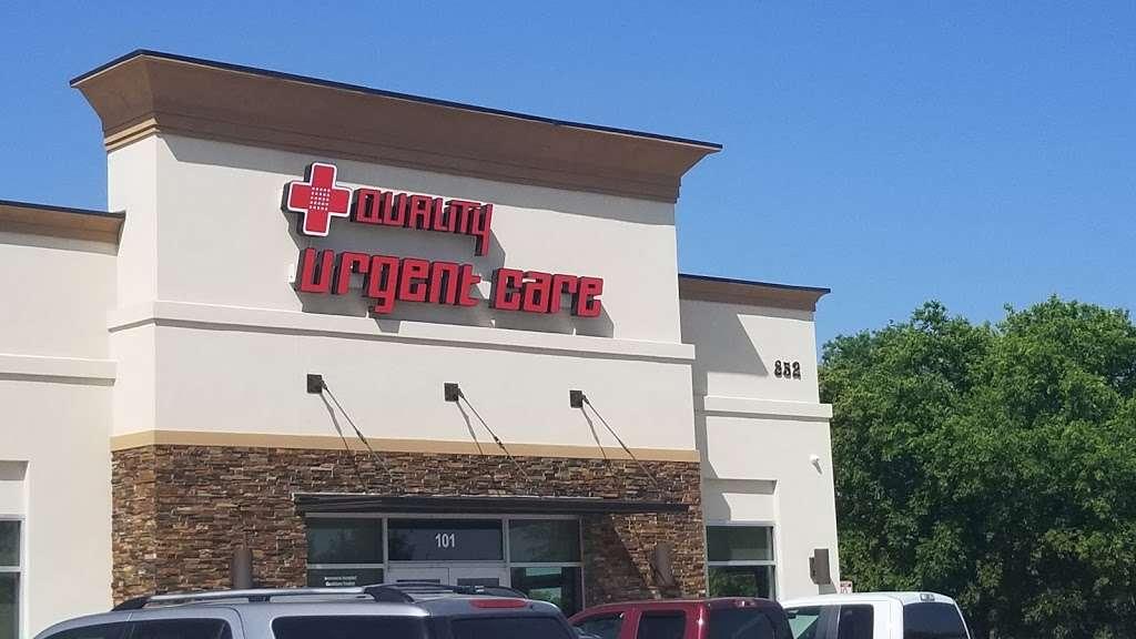 Quality Urgent Care - hospital  | Photo 2 of 6 | Address: 8526, I-35 Ste 101, San Antonio, TX 78211, USA | Phone: (210) 782-9495
