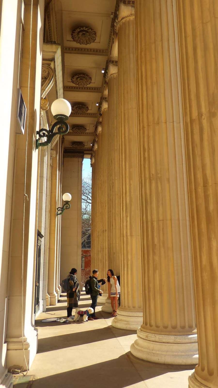 Columbia University - university  | Photo 8 of 10 | Address: 116th St & Broadway, New York, NY 10027, USA | Phone: (212) 854-1754