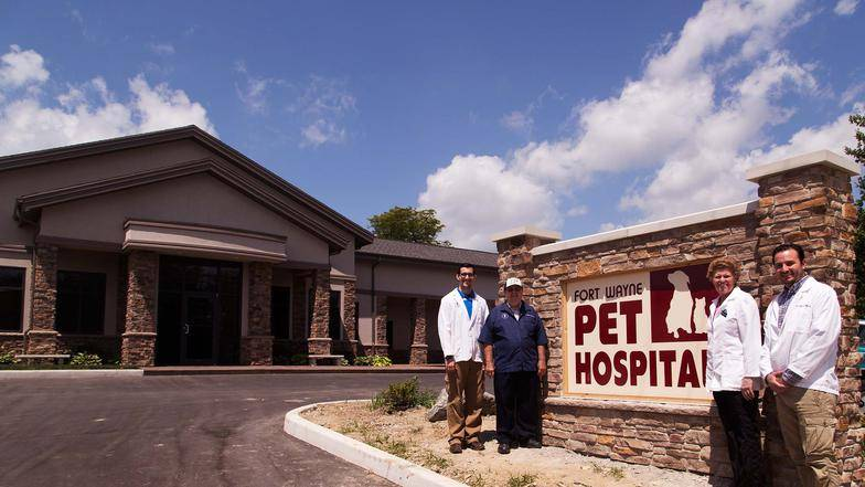 Fort Wayne Pet Hospital - veterinary care  | Photo 3 of 9 | Address: 7505 Lima Rd, Fort Wayne, IN 46818, USA | Phone: (260) 489-5611