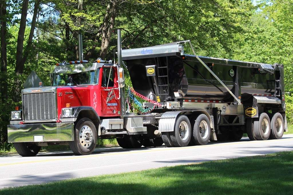 Ben Senter Trucking - moving company  | Photo 10 of 10 | Address: 207-209 Rte 13, Brookline, NH 03033, USA | Phone: (603) 673-9123