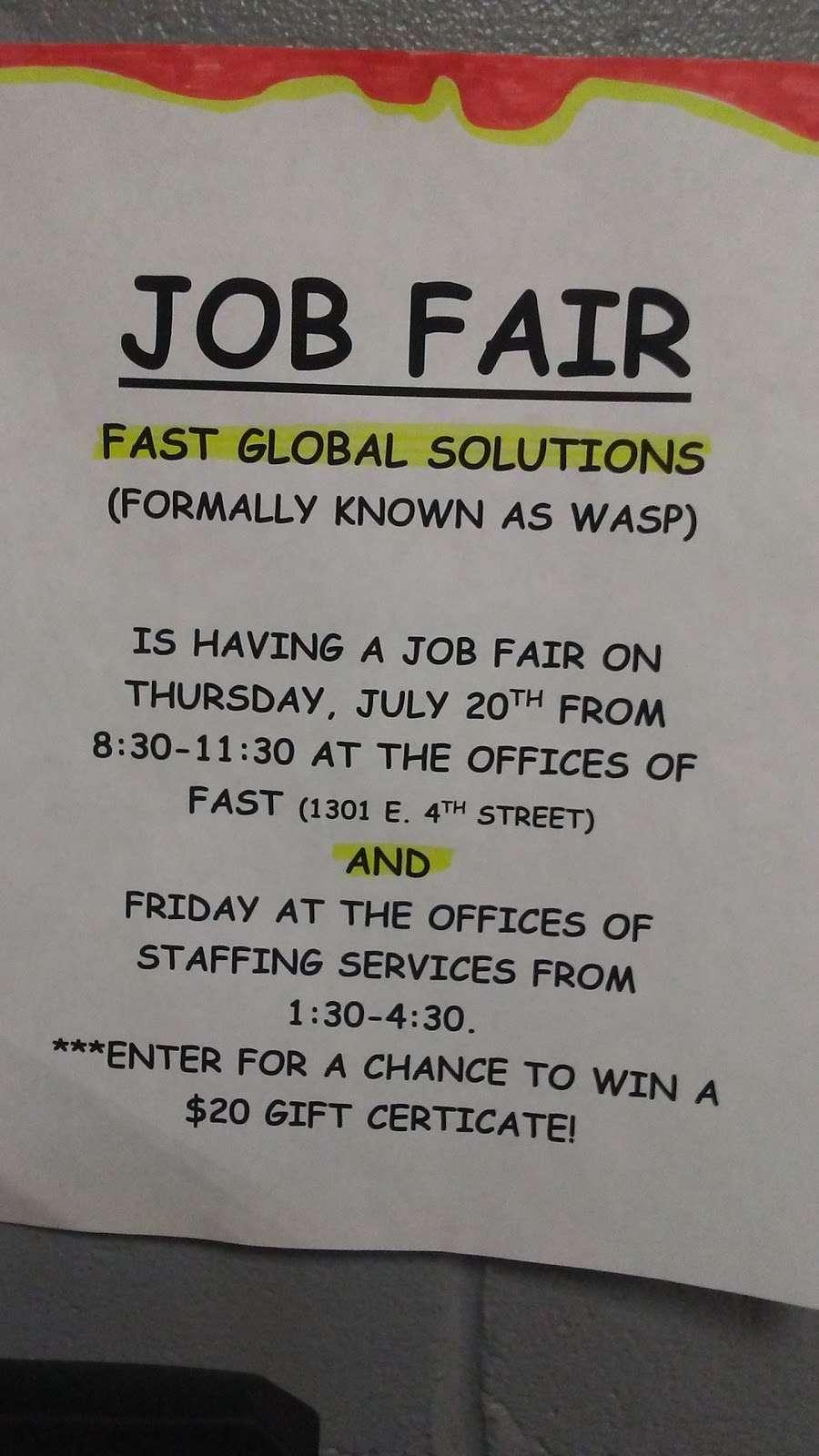 Fast Global Solutions - store  | Photo 5 of 6 | Address: 1301 4th St, Falls City, NE 68355, USA | Phone: (402) 245-4494