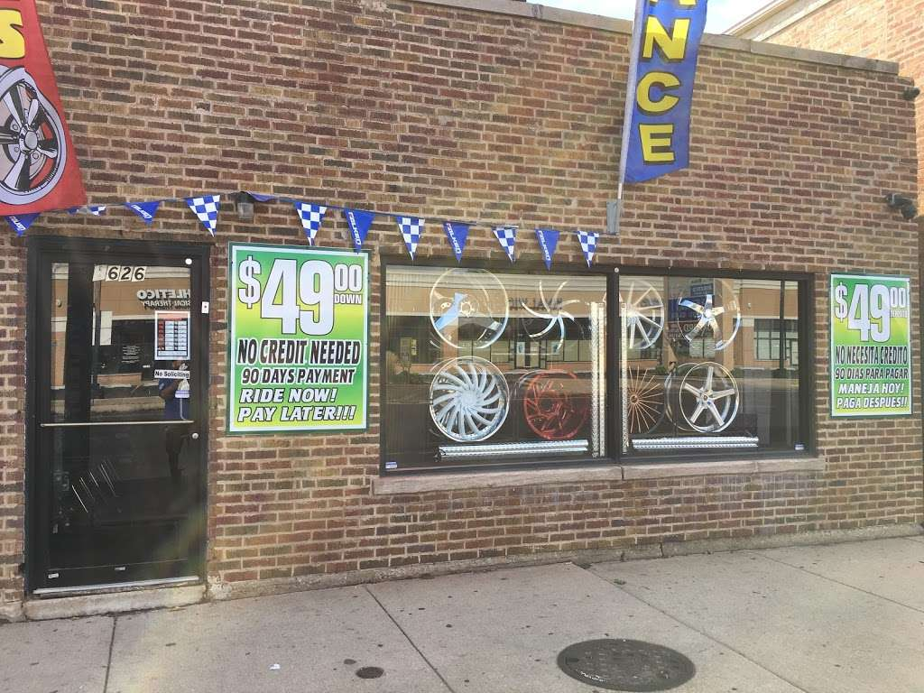 Rim Shop The Chrome Depot Wheels Tires Financing - car repair  | Photo 2 of 10 | Address: 1626 S Cicero Ave, Cicero, IL 60804, USA | Phone: (708) 776-3119