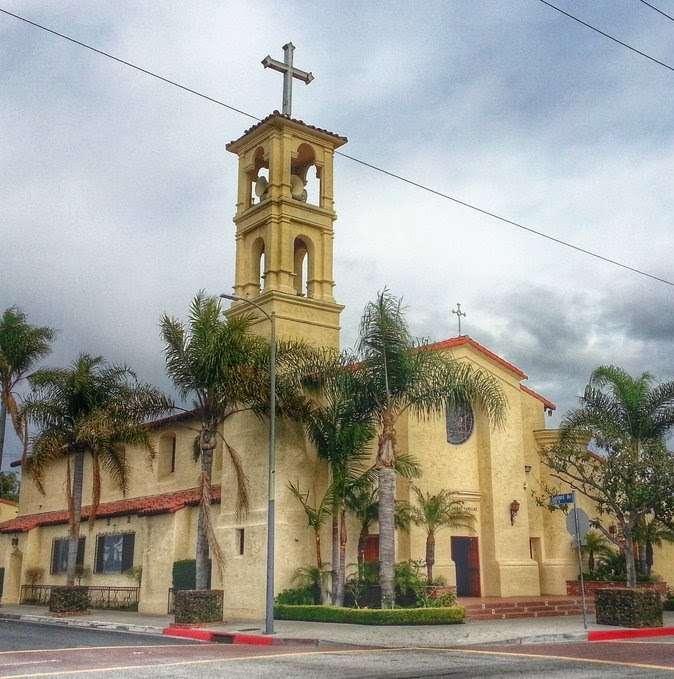 Holy Family Catholic Church - church  | Photo 3 of 10 | Address: 1011 E L St, Wilmington, CA 90744, USA | Phone: (310) 834-6333