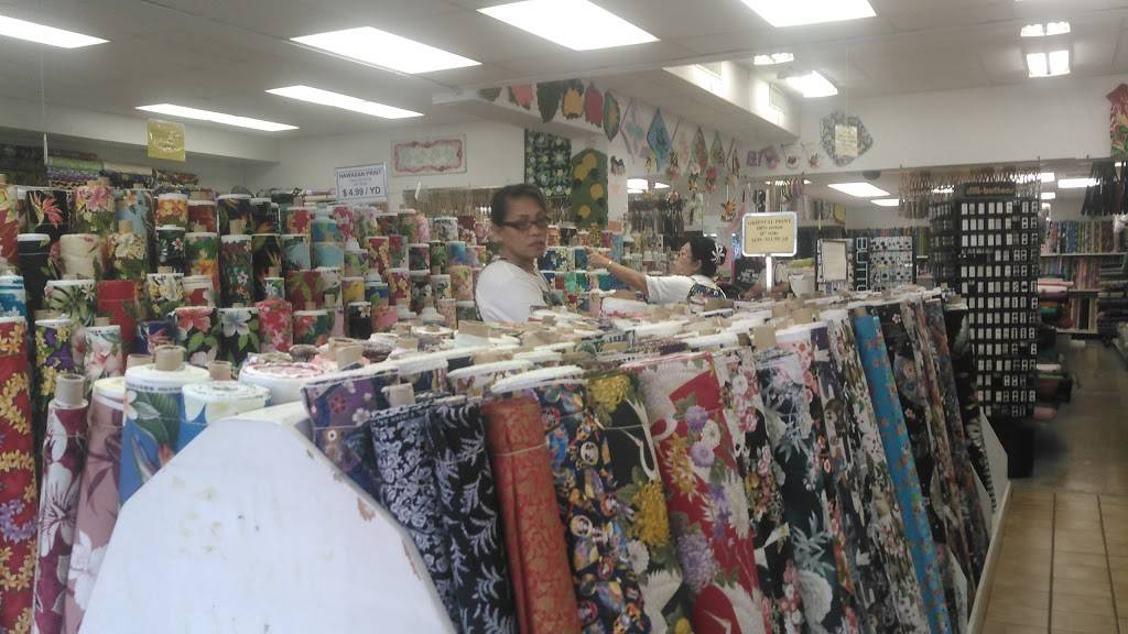 Fabric Mart - home goods store  | Photo 6 of 10 | Address: 45-681 Kamehameha Hwy, Kaneohe, HI 96744, USA | Phone: (808) 234-6604