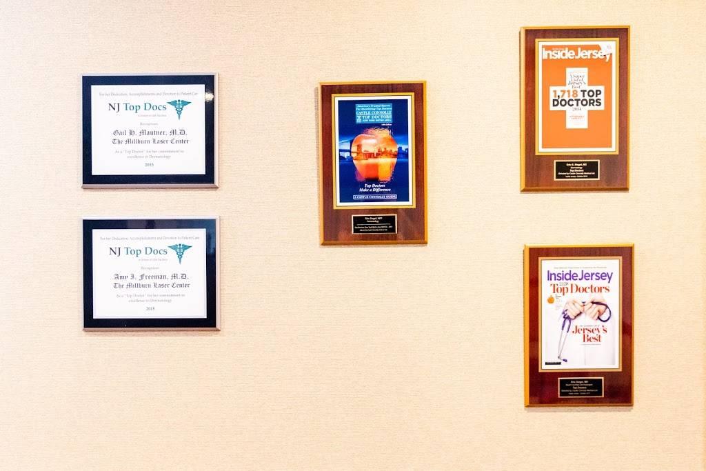 Associates in Dermatology - Millburn Laser Center - hair care  | Photo 3 of 7 | Address: 12 E Willow St, Millburn, NJ 07041, USA | Phone: (973) 315-8590