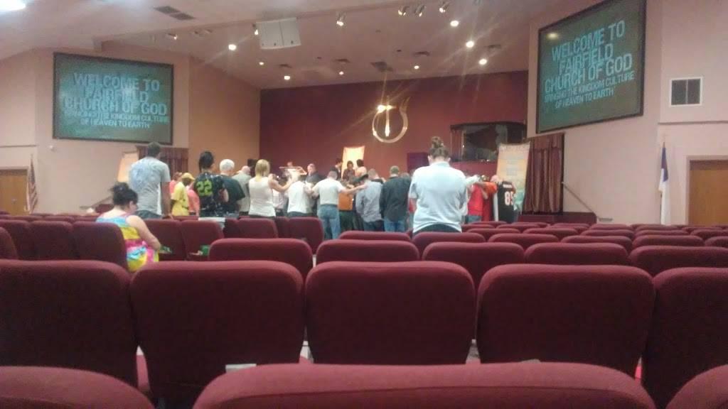 Fairfield Church of God - church    Photo 1 of 7   Address: 6001 Dixie Hwy, Fairfield, OH 45014, USA   Phone: (513) 874-2434
