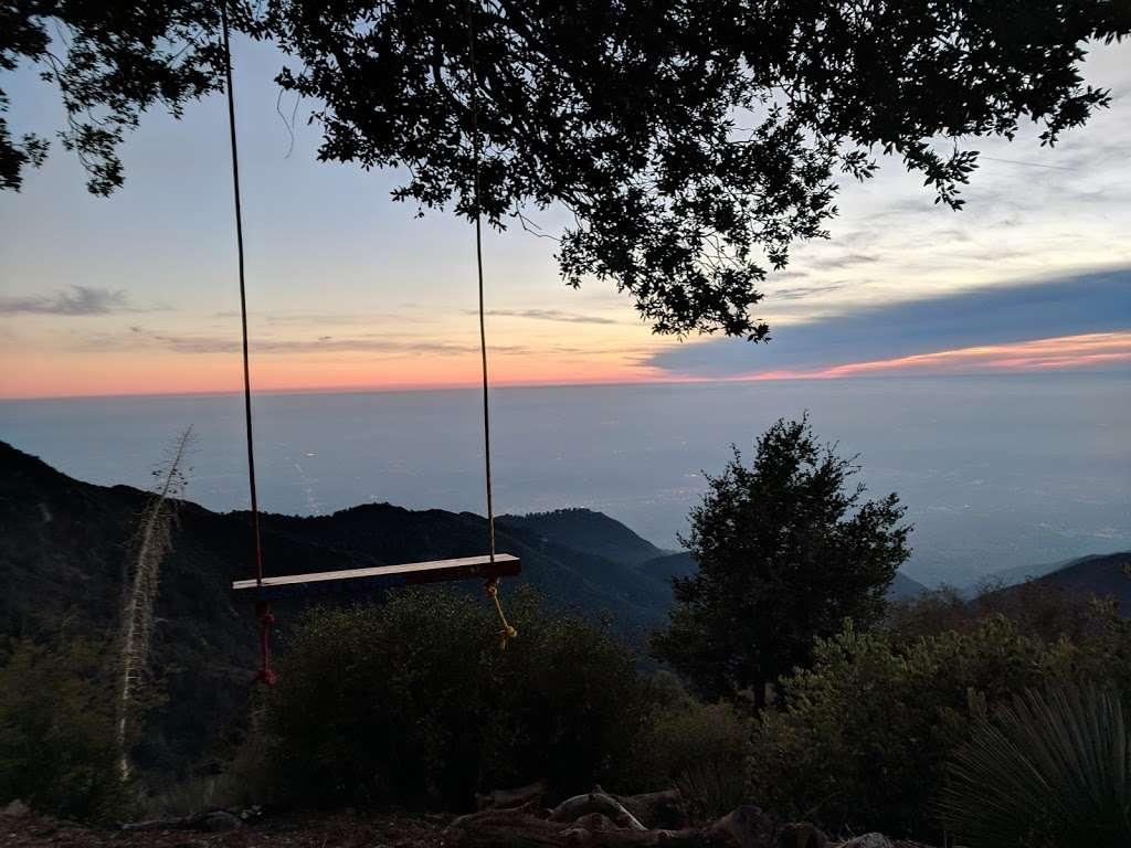 Secret Swings Mount Wilson - park  | Photo 8 of 10 | Address: Mt Wilson Circle Road, Pasadena, CA 91107, USA