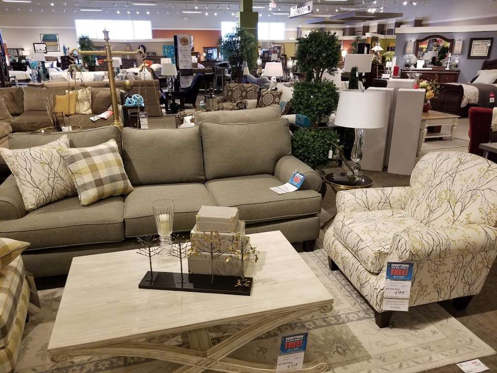 Art Van Furniture - furniture store    Photo 4 of 10   Address: 900 E Boughton Rd, Woodridge, IL 60517, USA   Phone: (630) 972-2499