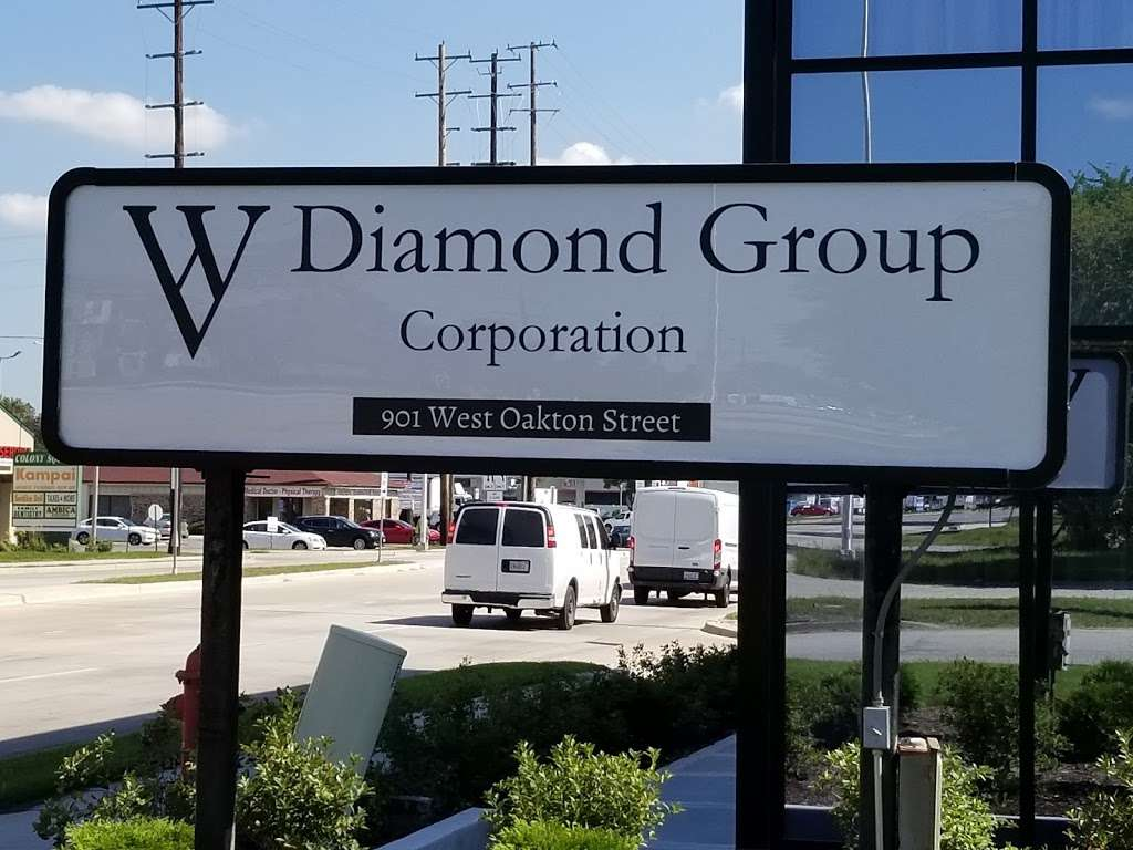 W Diamond Group - jewelry store  | Photo 1 of 1 | Address: 901 W Oakton St, Des Plaines, IL 60018, USA | Phone: (847) 257-4644