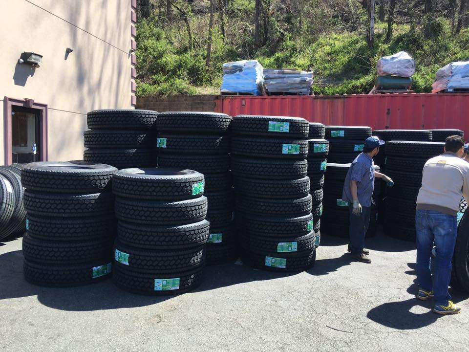 TONNELLE TRUCK TIRE SERVICE - car repair  | Photo 8 of 10 | Address: 1810 Tonnelle Ave, North Bergen, NJ 07047, USA | Phone: (201) 325-8666