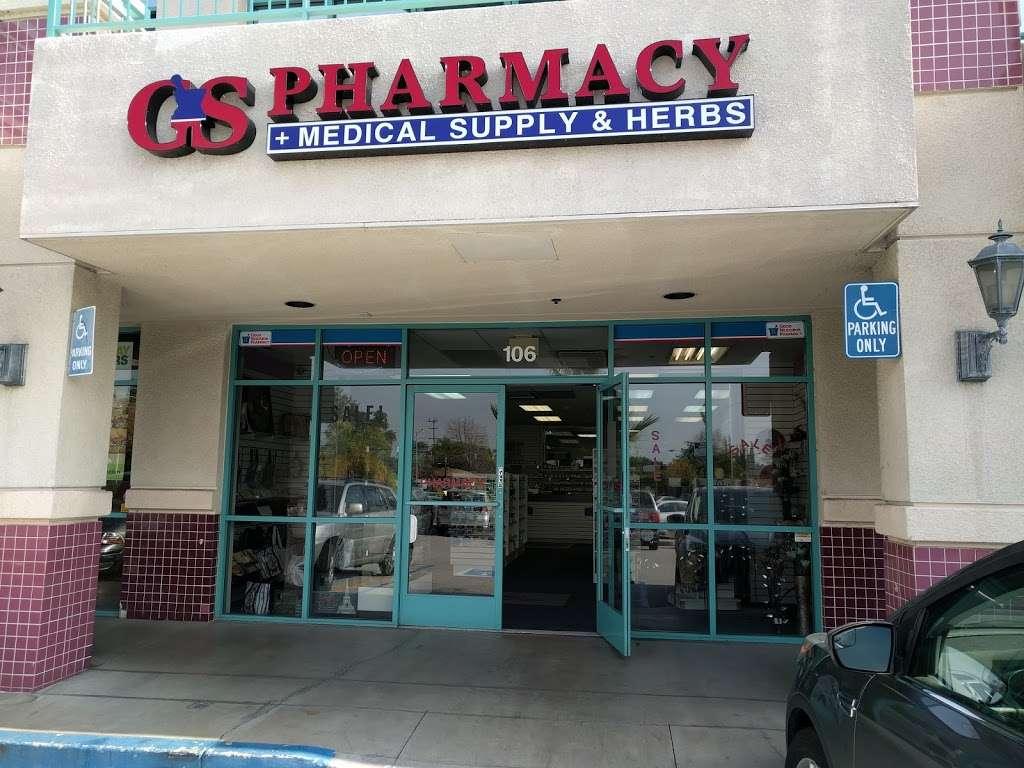 Glendale Square Pharmacy & Medical Supply - pharmacy  | Photo 1 of 1 | Address: 1010 N Glendale Ave #106, Glendale, CA 91206, USA | Phone: (818) 548-8040
